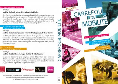 COLLECTION : CARREFOURS DE LA MOBILITÉ